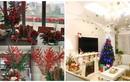 Ngắm nhà trang trí Giáng sinh lộng lẫy của sao Việt