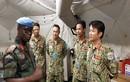 Những chiến sỹ quân y mang hình ảnh Việt Nam đến bạn bè quốc tế