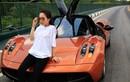 """Gia tài trăm tỷ toàn siêu xe, hàng hiệu của ái nữ đại gia Minh """"Nhựa"""" vừa kết hôn"""