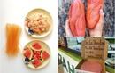 """Bún dưa hấu, pizza, bánh mì thanh long... từ nông sản """"giải cứu"""" mùa corona được lòng khách"""