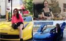 """Nữ đại gia Việt chơi siêu xe khét tiếng khiến cánh mày râu """"choáng"""""""