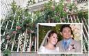 Biệt thự ngập hoa của diễn viên Quý Bình và vợ doanh nhân
