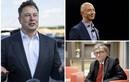 Top 10 tỷ phú giàu nhất thế giới hiện nay