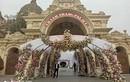 """Choáng ngợp lâu đài dát vàng trong đám cưới """"khủng"""" ở Ninh Bình"""