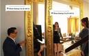 """""""Lóa mắt"""" chiếc gương mạ vàng 2 tỷ trong thiết kế của Thái Công"""