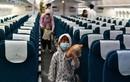 Xuất hiện trẻ em trên chuyến bay từ TP HCM về Hà Nội