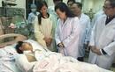 Bộ trưởng Bộ Y tế vào Hà Tĩnh chỉ đạo công tác cứu chữa
