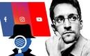 Eward Snowden lại tố Facebook, Instagram và Youtube là mạng gián điệp