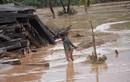 Hiện trường ngổn ngang sau 6 ngày vỡ đập thủy điện ở Lào