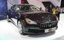 """""""Xế sang"""" Maserati Quattroporte 2017 giá 7,912 tỷ đồng"""