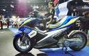 """Yamaha NVX 155 với bản độ chính hãng """"siêu chất"""""""