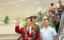 Hoàng Xuân Vinh dẫn đầu bầu chọn vận động viên tiêu biểu 2016