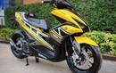 """Yamaha NVX 155 độ cực """"khủng"""" phong cách Speed Block"""
