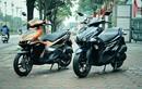 """Yamaha NVX 125 """"chạm mặt"""" Honda Airblade tại Hà Nội"""