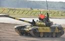 Đội tuyển xe tăng Việt Nam giành chiến thắng ấn tượng tại Tank Biathlon