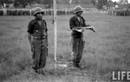 Tận mục lính Pháp cuốn cờ rút khỏi Hà Nội năm 1954