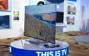 Ngắm TV Samsung SUHD không viền giá từ 32 triệu đồng tại VN