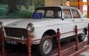 Cận cảnh chiếc xe hơi Việt kiều Pháp tặng Bác Hồ