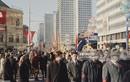 Hình ảnh khó quên kỷ niệm 50 năm Cách mạng Tháng Mười