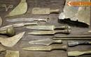 Mãn nhãn dàn vũ khí thời đại Hùng Vương