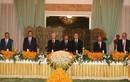 Tổng Bí thư, Chủ tịch nước dự Quốc yến của Quốc vương Campuchia