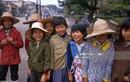 Ký ức ùa về qua bộ ảnh trẻ em Hà Nội năm 1987