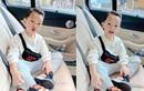 Bất ngờ ngoại hình con trai 4 tuổi của Ly Kute - Mạc Hồng Quân