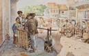 Việt Nam một thế kỷ trước qua tranh của Thang Trần Phềnh