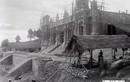 Hình ảnh hiếm thấy về công trường xây dựng lăng Khải Định