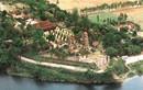 Ảnh cực hiếm về chùa Thiên Mụ xưa nhìn từ máy bay