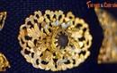 Chiếc mũ gắn vàng, nạm ngọc cực đẹp của đại thần nhà Nguyễn