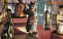 Bộ sưu tập tượng thờ trăm tuổi, nguồn gốc đặc biệt ở Sài Gòn