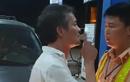 Sẽ phạt hành chính tài xế xe biển xanh tát CSGT Thanh Hoá