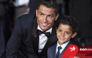 Chuẩn con trai Ronaldo: Tạo Instagram 1 ngày đã cán mốc triệu follow