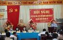 Chủ tịch VUSTA Phan Xuân Dũng và các ứng viên ĐBQH khoá XV tiếp xúc cử tri huyện Ninh Sơn
