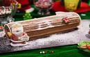 Cách làm bánh khúc cây đơn giản cho tiệc giáng sinh