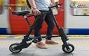 Độc đáo xe đạp có thể gấp gọn như chiếc vali