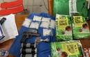 Rợn người xem số vũ khí đối tượng buôn ma túy mang trong người