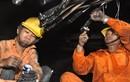 Hỗ trợ khắc phục sự cố cấp điện cho chung cư Xa La sau hỏa hoạn
