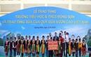 Trẻ em Quảng Ninh đón trường mới từ Chủ tịch Quốc hội và 71 ngàn ly sữa ngon