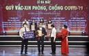 Toyota Việt Nam ủng hộ 10 tỷ cho quỹ Vắc-xin phòng COVD-19
