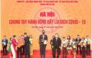 Tân Hoàng Minh ủng hộ 20 tỷ, quyết tâm cùng Hà Nội đẩy lùi dịch COVID-19