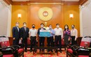 Hana Bank ủng hộ Quỹ Vắc-xin phòng, chống Covid-19