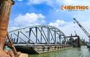 Lao lắp dầm cầu Ghềnh: Sẽ hoàn thành vào ngày 21/6
