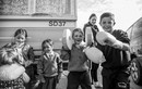 Bộ ảnh về cuộc sống của trẻ em Ireland