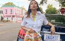 Cô gái tiết lộ cách may áo từ vỏ gói mỳ tôm