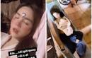 Ngọc Trinh bị chụp lén, lộ nhan sắc khiến fan đặt dấu hỏi