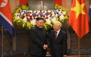 Ông Kim Jong Un chúc mừng Tổng bí thư, Chủ tịch nước Nguyễn Phú Trọng