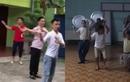 """""""Ông chồng quốc dân"""" múa gây bão mạng mừng Quốc tế Phụ nữ"""