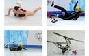 Cú ngã đau đớn ở Olympic Sochi